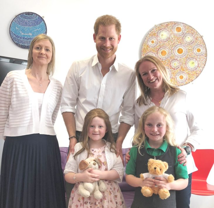 Prince Harry Confesses He Couldn't Imagine His Life
