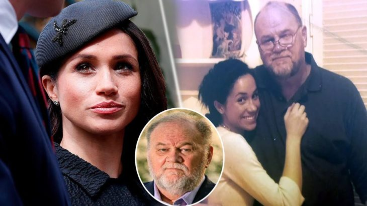 Is the father of Meghan Markle ever going to visit her in