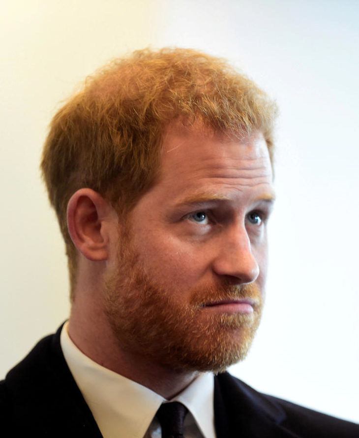 25 Occasions Where Prince Harry Look Like He Needed A