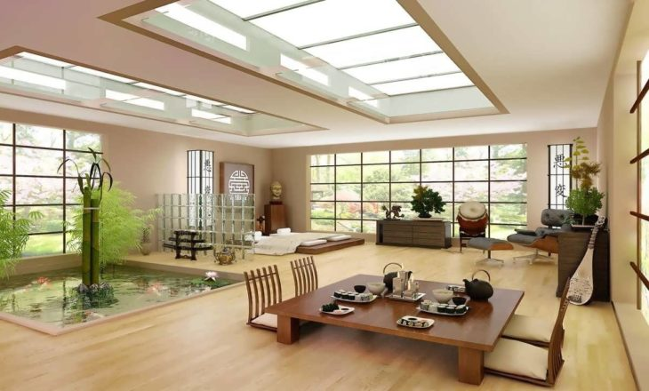 Great Japanese Living Room Decoration Ideas The Frisky