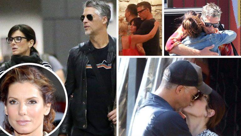 Is Sandra Bullock Marrying Boyfriend Bryan Randall? - The Frisky