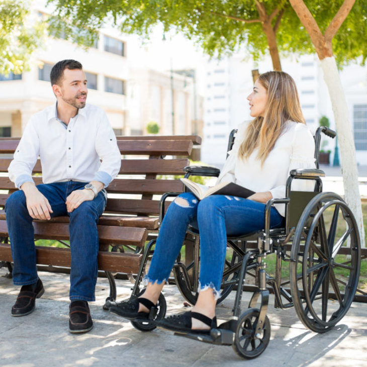 women with disability and dating