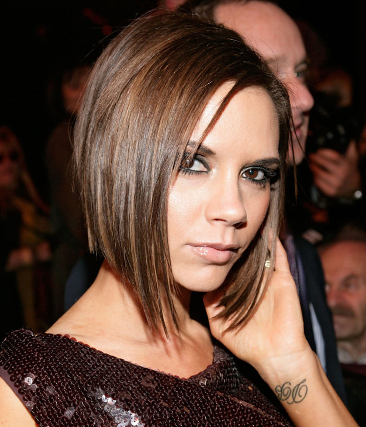 best way to style short hair 19 best ways of styling hair the frisky 6978 | timelss haircuts victoria beckham 730x852