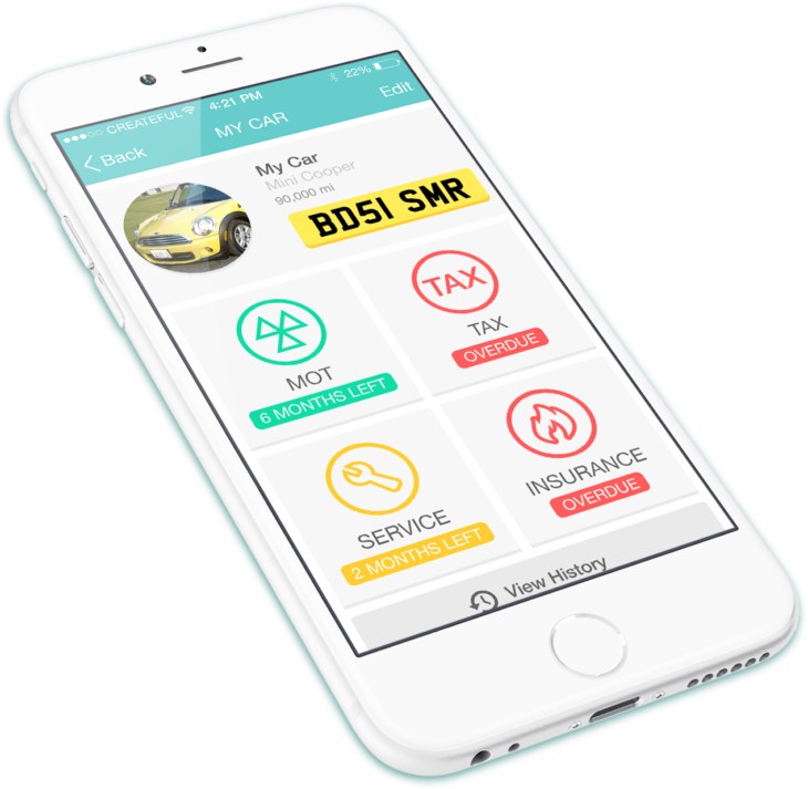 Check Your MOT Certificate Validity Online In One Minute