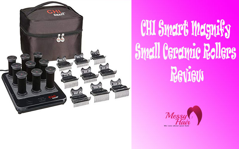 CHI Smart Ceramic Rollers review