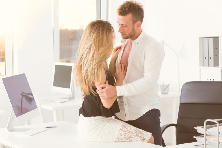 Work spouse attraction