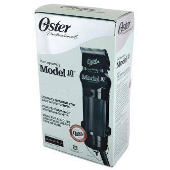 Oster Model 10 comparison