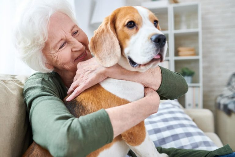 Study Finds That Owning A Dog Makes You Act 10 Years Younger