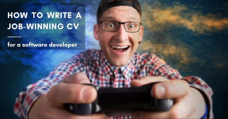 How To Write A Job-Winning CV For A Software Developer?