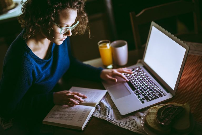 How To Work From Home As A Writer?