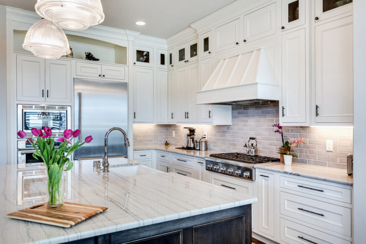12 Granite Kitchen Ideas for Every Decor Style 2020 - The ...