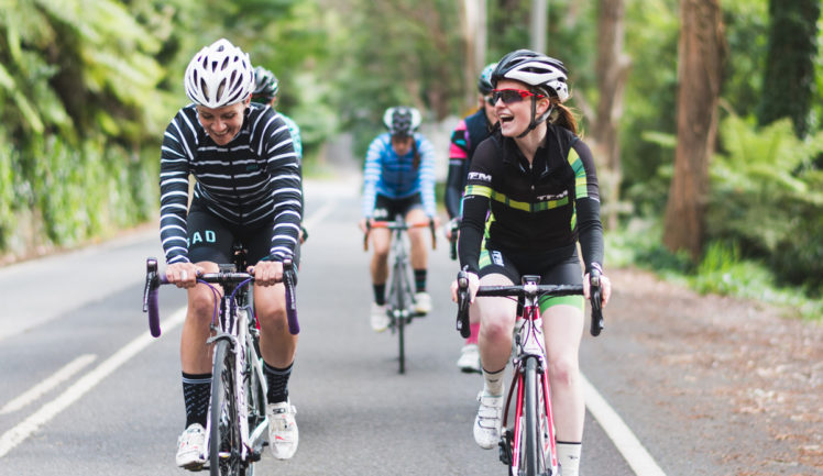 Benefits of Cycling for Women in 2020