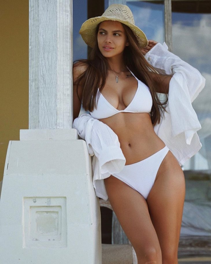 Victoria Odintcova Raised the Temperature With This Hot Video