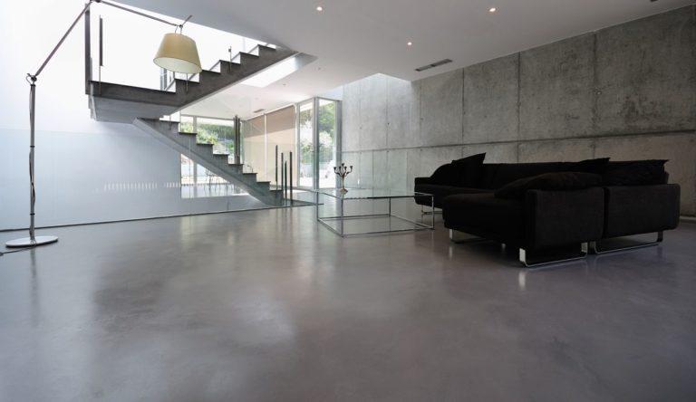 Epoxy Flooring Interior Design Ideas