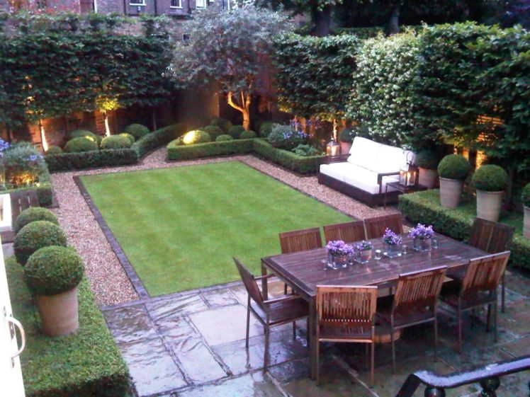 Landscape Design Tips for a Small Backyard - 2020 Guide ... on Patio Ideas 2020 id=60185