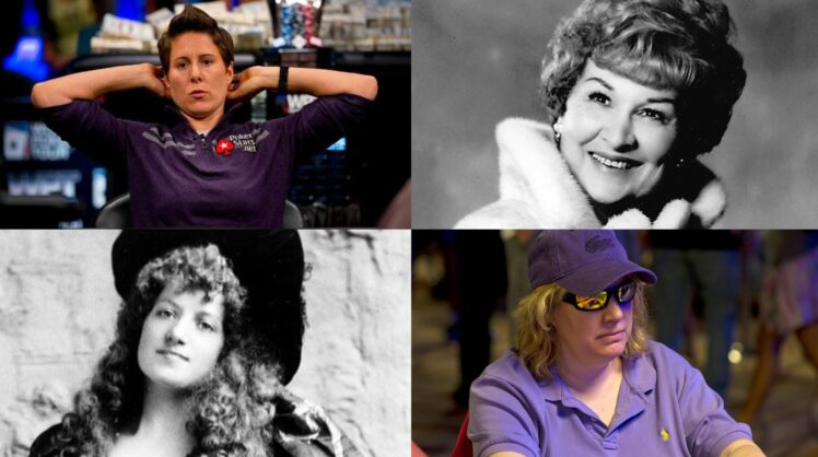 Famous Female Gamblers