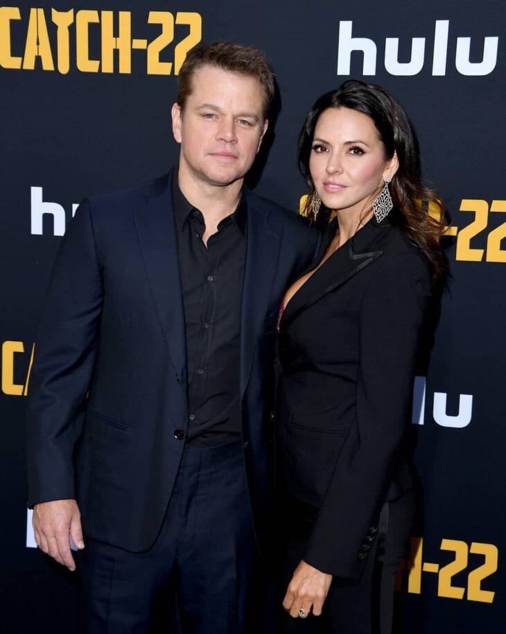How Did Matt Damon and His Wife Luciana Barroso Meet ...