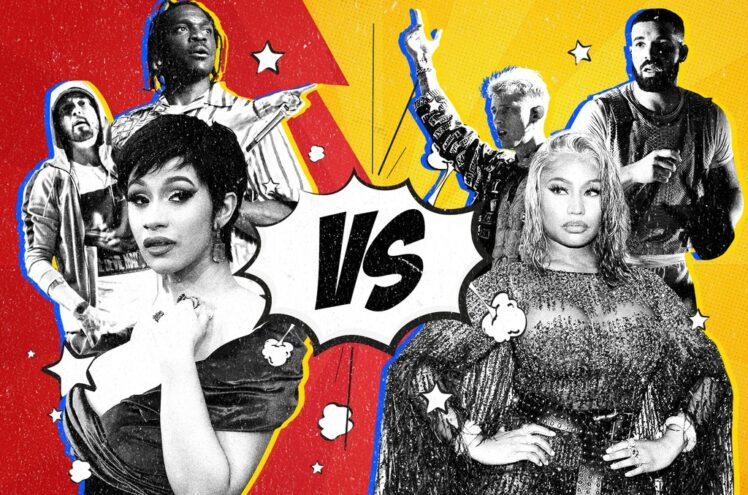 7 Biggest Hip-Hop Feuds Of All Time – 2020 Review