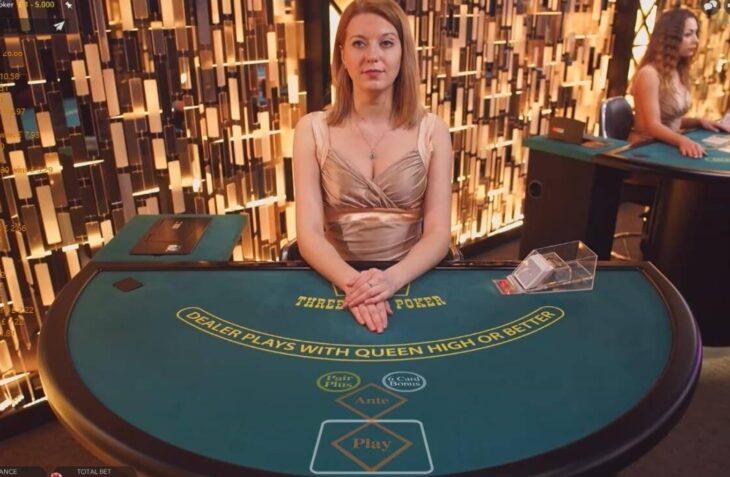 Casino Online Live Dealer