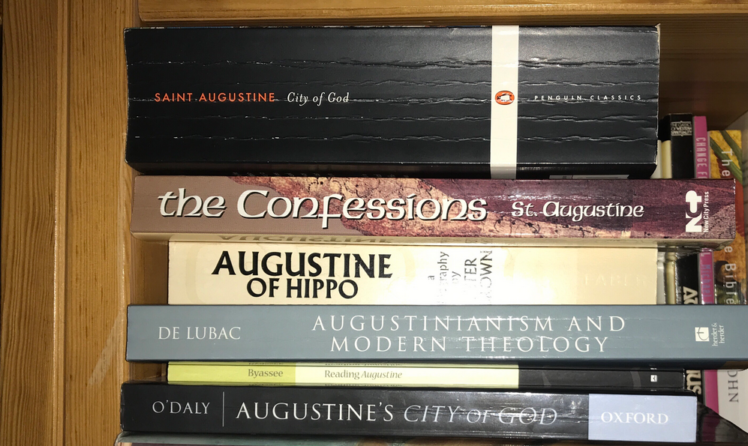 What are the Works of St. Augustine?