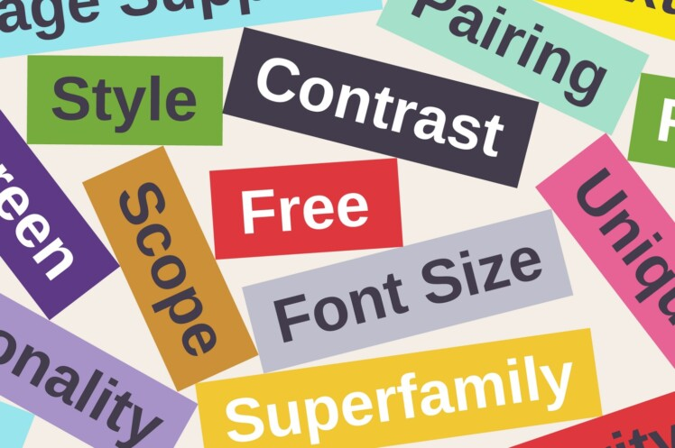 How to Choose The Right Font For Your Website and Article