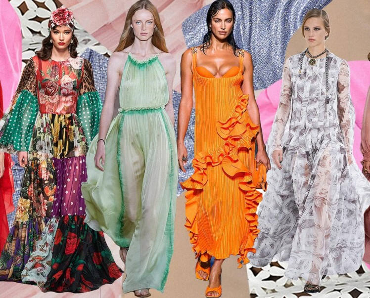 Top 7 Clothing Trends In 2021
