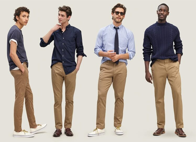 Men's Clothes – Buying Guide 2021