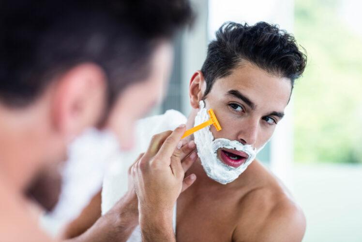 Men's Guide for Shaving Sensitive Skin