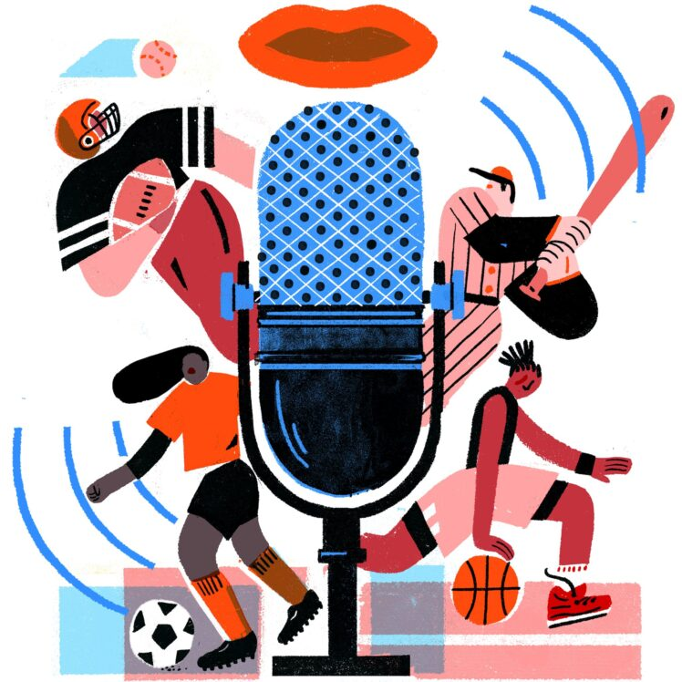 6 Best Sports Podcast To Follow in 2021