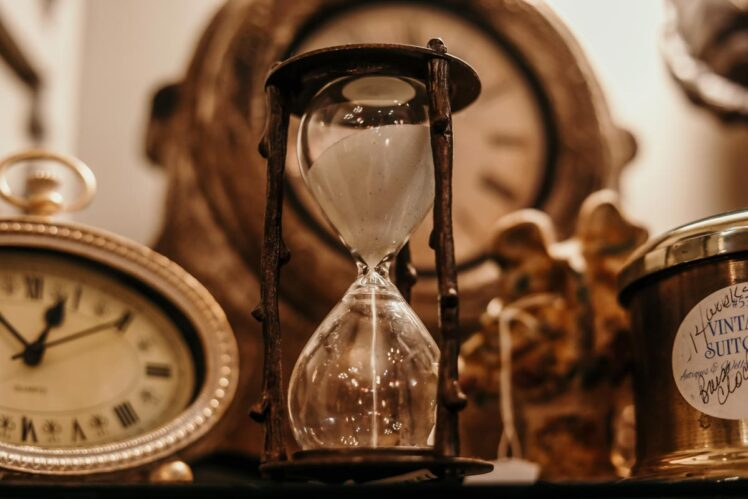 How Do You Mark the Passage of Time?