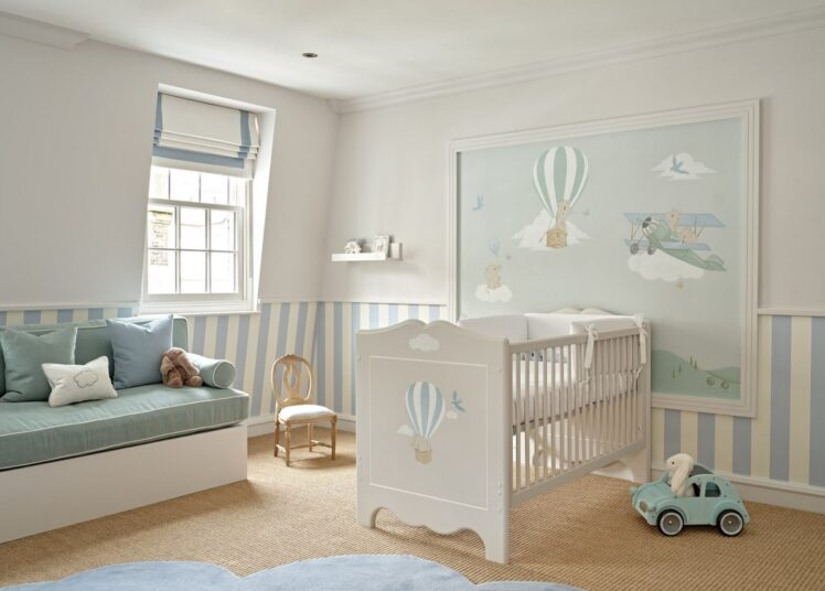 Planning a Nursery Room for Your Newborn