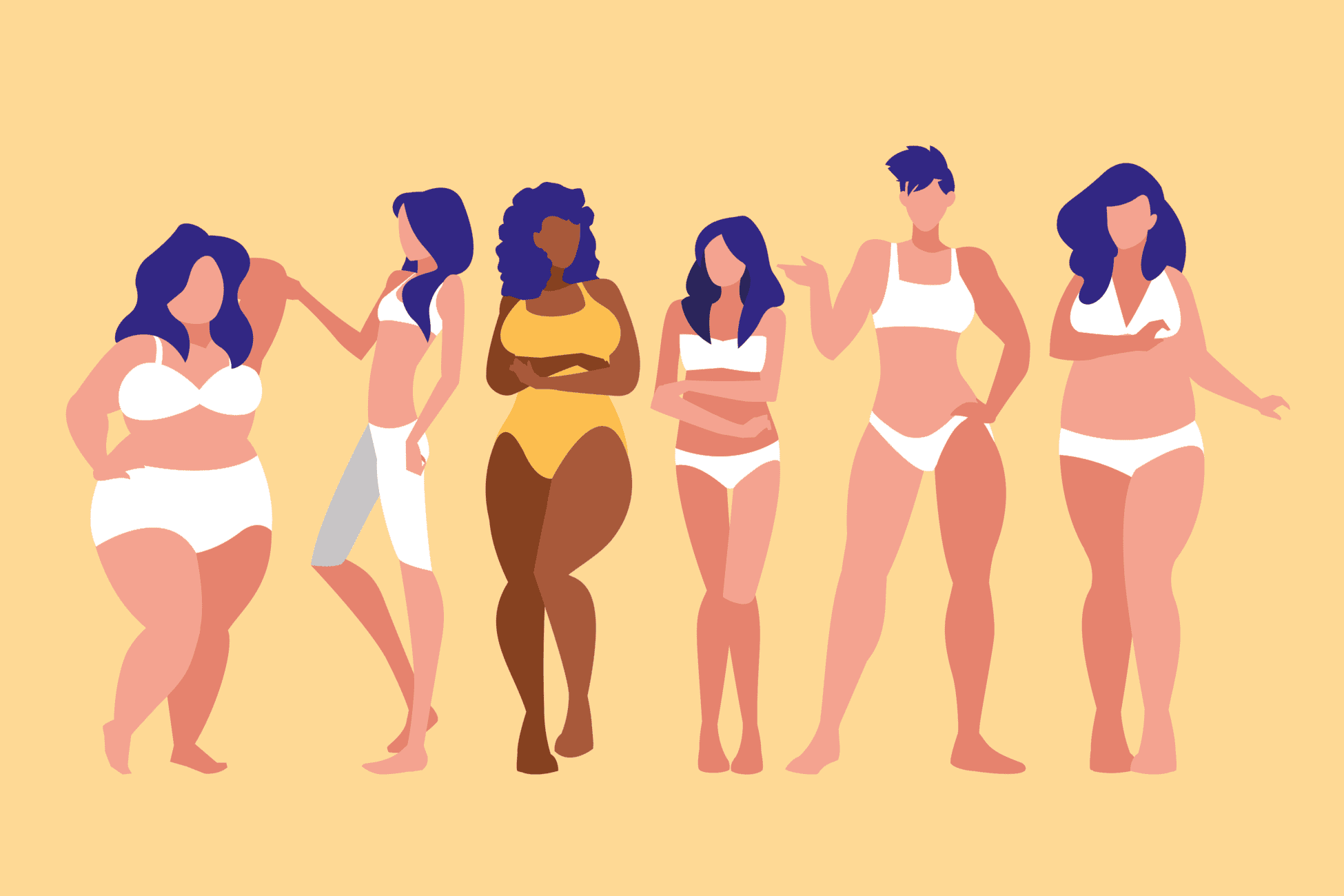 4 Tips For Choosing The Perfect Lingerie For Your Body Type – 2021 Guide