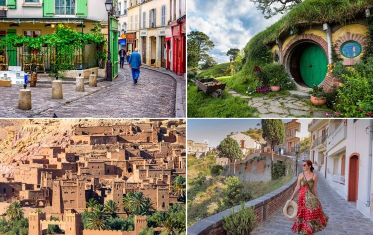 6 Most Famous Movie Set Destinations You Can Actually Visit in 2021