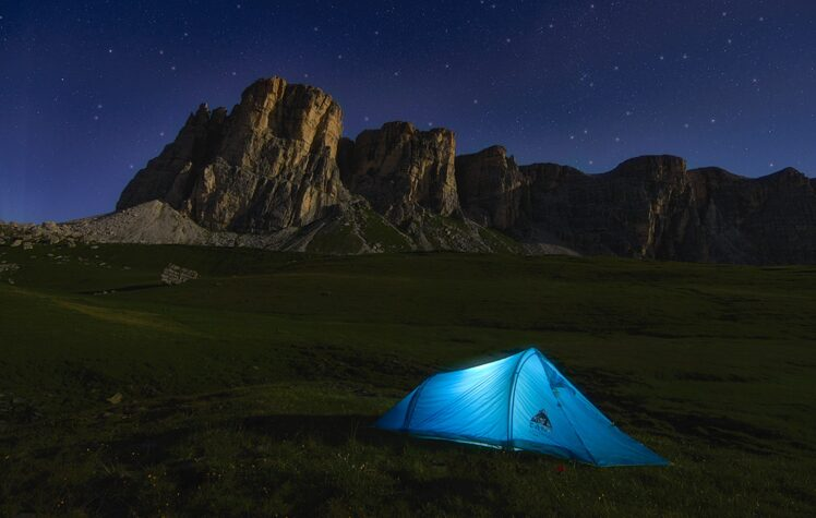 10 Of The Best Places To Camp Around The World
