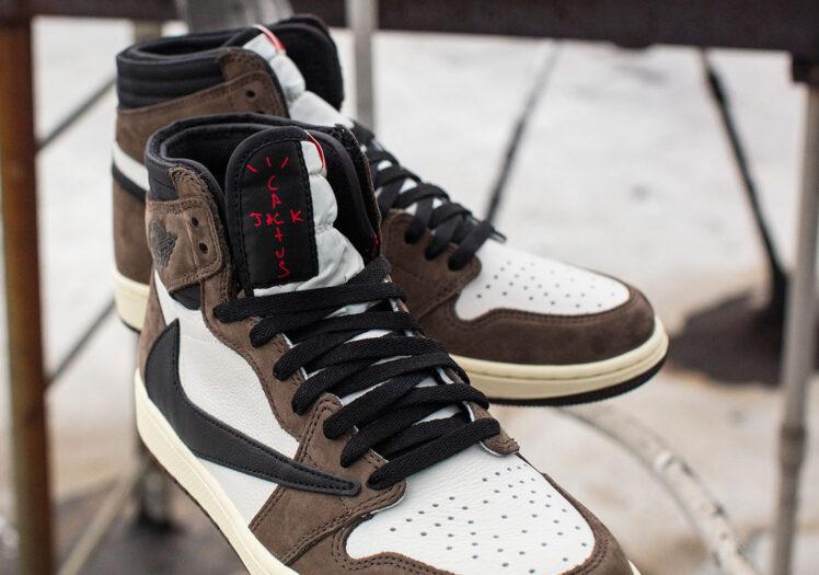 Sneak Peek into Fragment Air Jordan 1 x Travis Scott – 2021 Release