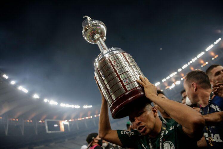 The 4 Favourites for Copa Libertadores 2021