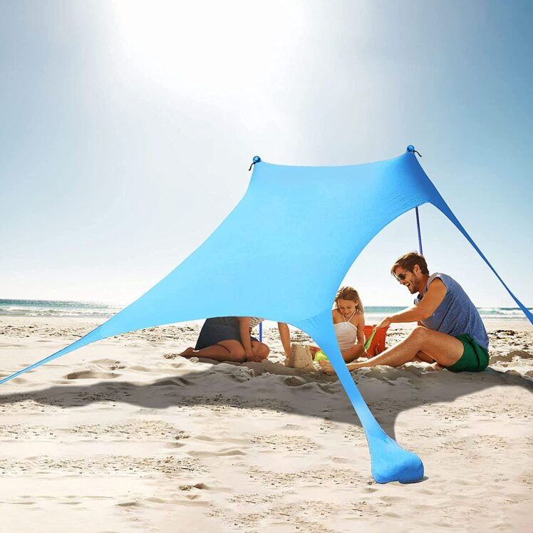 6 Best Beach Tents for 2021