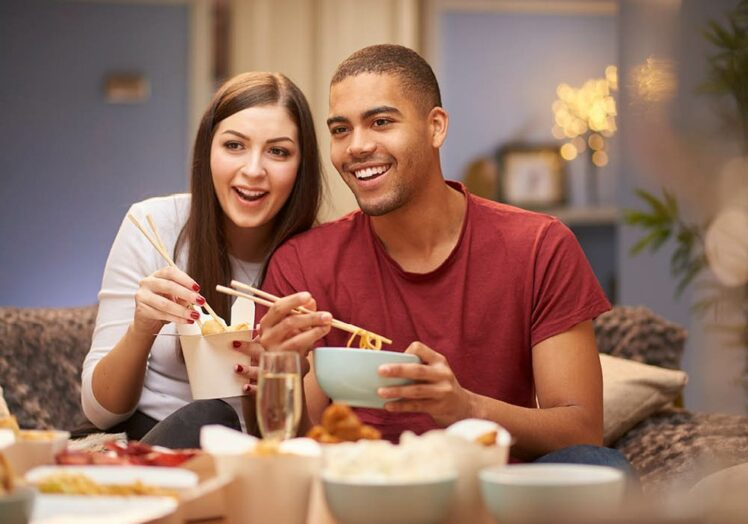 6 Great Ideas for Home Date Night