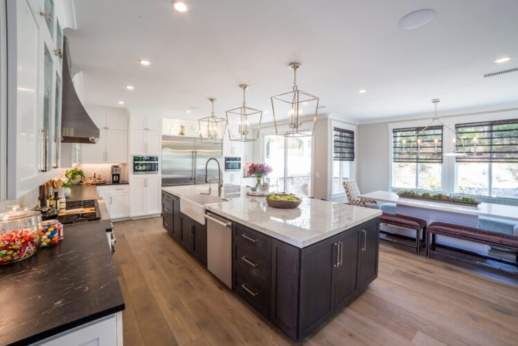In What Order Should You Remodel a Kitchen