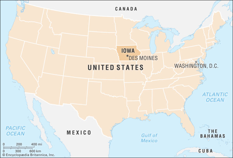 10 Geography Fun Facts About The US