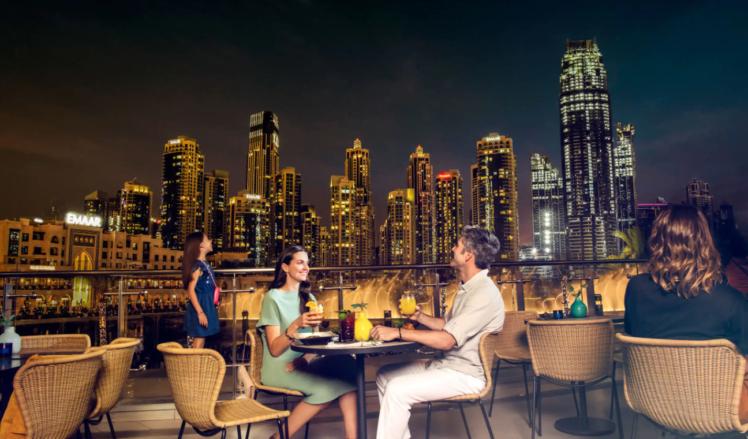 15 Most Unrivaled Cafès In Dubai